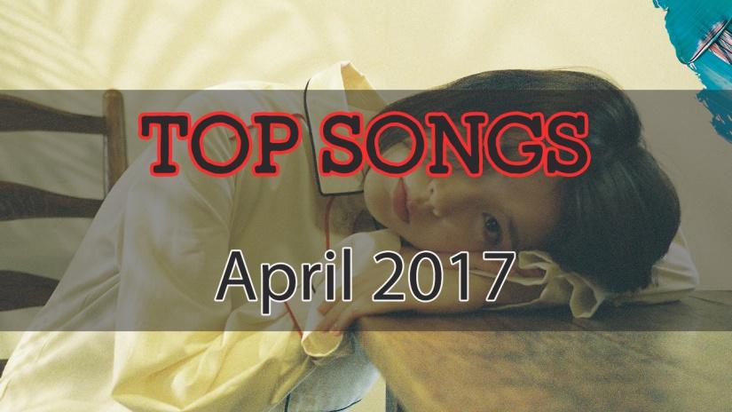 april top songs
