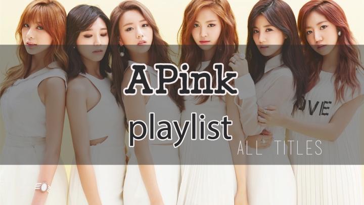 apink mini all titles