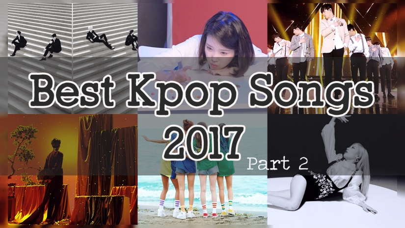 best kpop 2017 p2