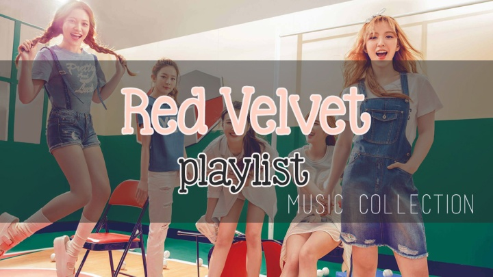 red velvet mini music collection