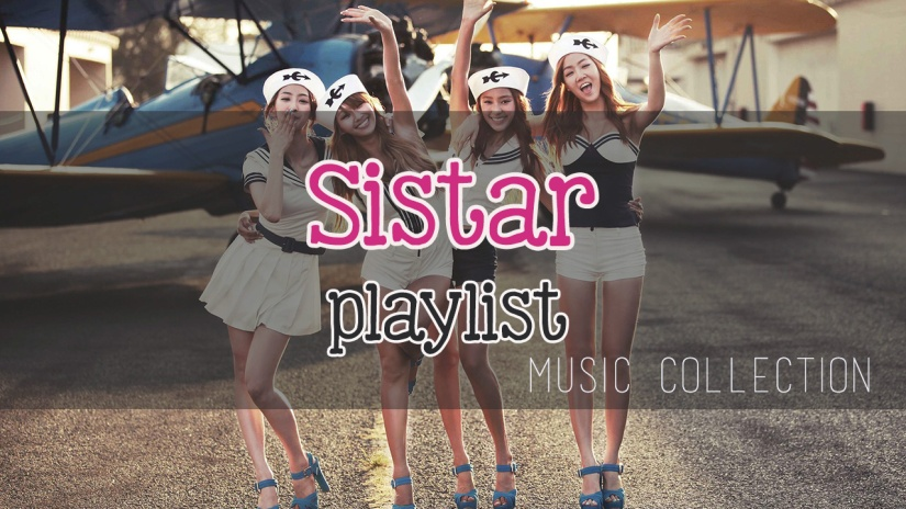 sistar mini_music_collection