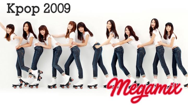 kpop 2009 megamix kpop playlists