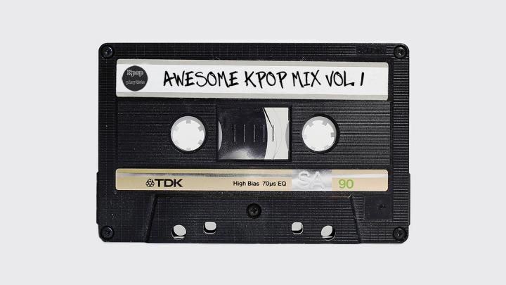 awesome kpop mix 1