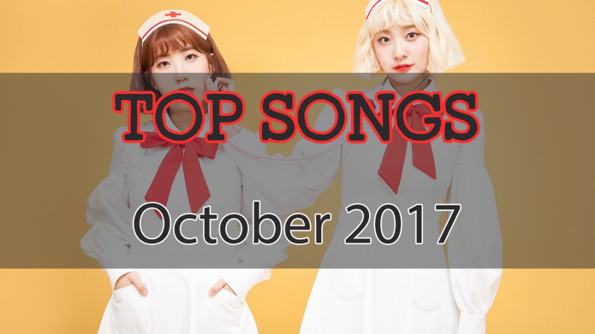 october top songs