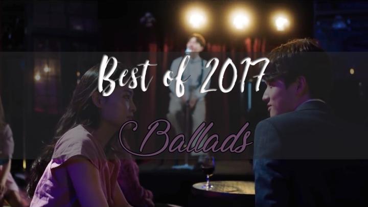best ballads 2017