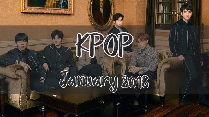 Jan 2018 mix