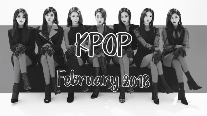 feb 2018 mix