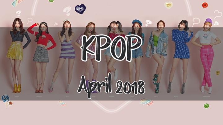april 2018 mix