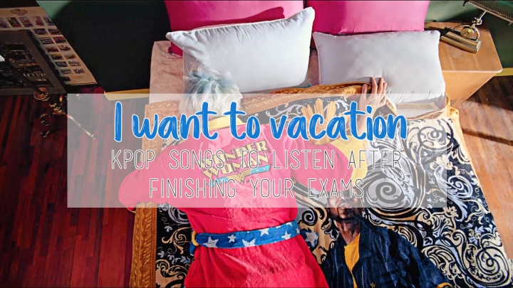 i want to vacation