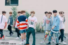 wanna one to be one wannaone