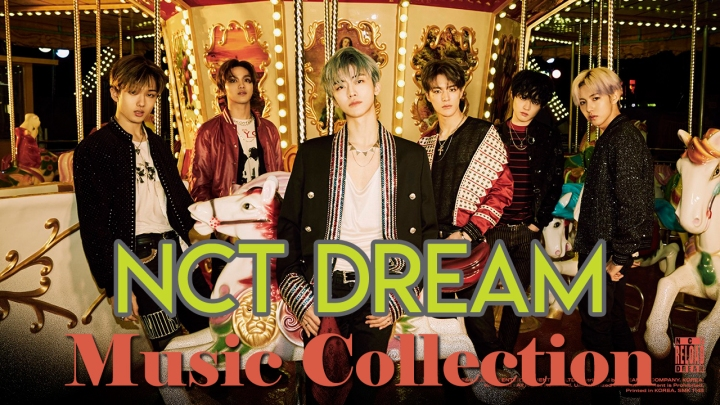 nct_dream_music_collection_mini