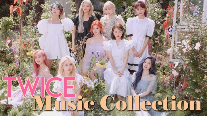 twice_music_collection